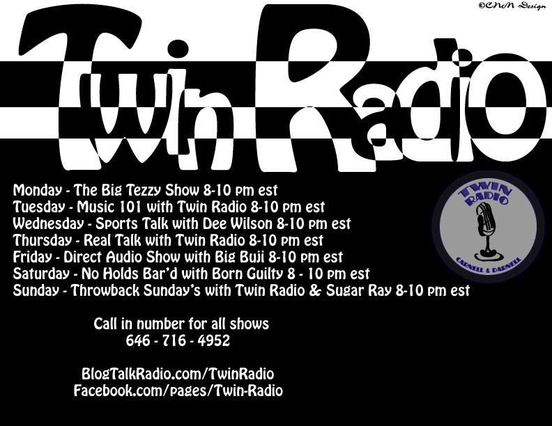 Photo courtesy of Twin Radio