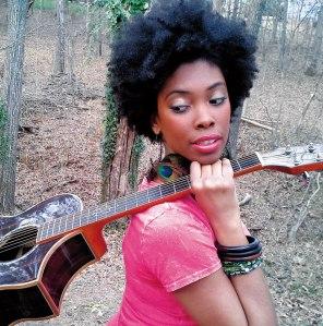 Anitra Jay, Acoustic Neo-Soul Artist
